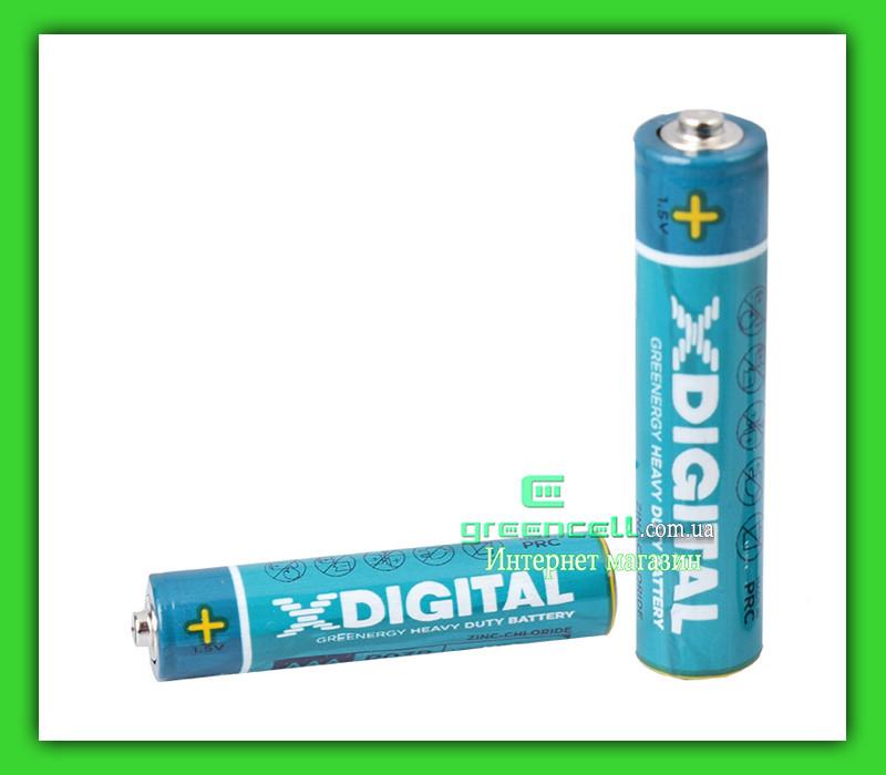 Батарейка X-Digital R03