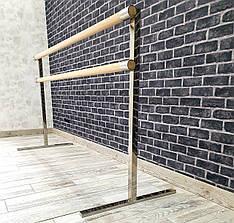 Станок хореографический (балетный) мобильный (переносной) облегченный нержавеющий, фото 2