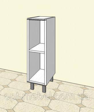 Ящик 20 низ ( Н80-200 ) полки открытые кухня Модерн Эверест