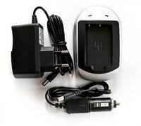 Зарядное устройство PowerPlant Olympus Li-70B, Panasonic DMW-BCH7E DV00DV2265