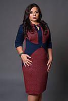Красивое женское нарядное платье