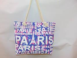 "Женская сумка-шоппер (47х36см)  ""Johnny"" LG-1519"