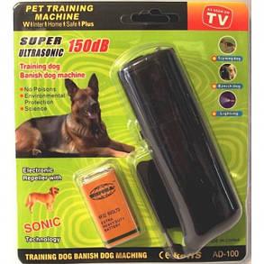Профессиональный ультразвуковой отпугиватель от собак Repeller AD 100, фото 2