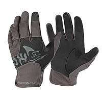 Рукавички Helikon-Tex® All Round Tactical Light Gloves Black/Shadow Grey