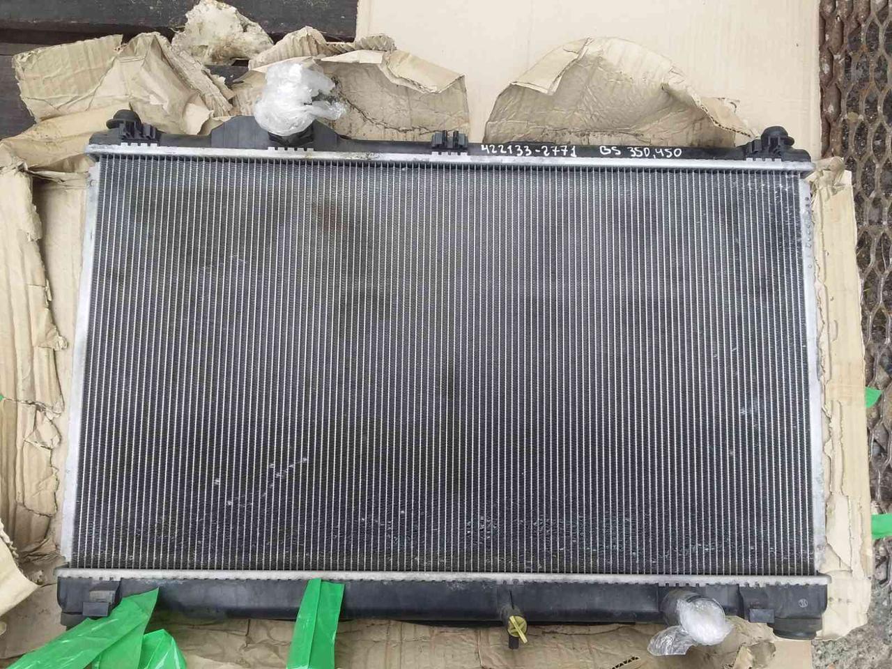 Радиатор основной Lexus GS300 GS350 1640031370