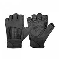 Рукавички HELIKON-TEX® Half Finger Mk2 Gloves Black