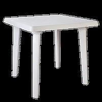 Стол квадратный белый (Алеана)