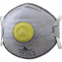 Респиратор защита от вируса FFP-2 аналог маски 3М стоимость за шт Delta Plus group стоимость за 1 шт