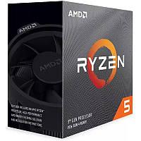 Процессор AMD Ryzen 5 3600X (3.8GHz 32MB 95W AM4) Box (100-100000022BOX)