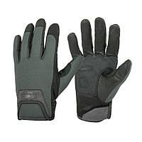 Рукавички Helikon-Tex® Urban Tactical Mk2 Gloves Shadow Grey/Black