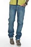 """Мужские джинсы Franco Benussi 21-370 Torino L 36"""" синие, фото 8"""
