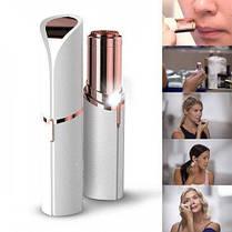 Эпилятор Flawless Finishing Touch для лица в форме губной помады, фото 3