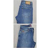 """Мужские джинсы Franco Benussi 21-370 Torino L 36"""" синие, фото 10"""