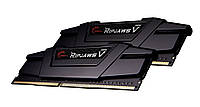 Оперативная память DDR4 2х32GB/2666 G.Skill Ripjaws V Black (F4-2666C18D-64GVK)