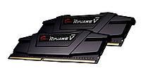 Оперативная память DDR4 2х32GB/3200 G.Skill Ripjaws V Black (F4-3200C16D-64GVK)