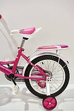 """Велосипед 16""""- Remmy LUCY рожевий (глянець), фото 2"""