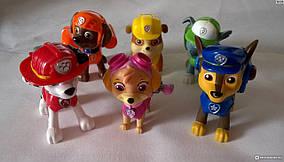 Щенячий патруль, Скай, гонщик, маршал, зума, Роки, эверест, крепыш, Зик райдер, супер набор, оригинал,качество