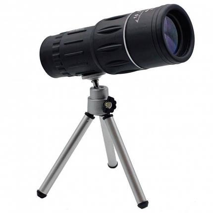 Монокуляр Panda Vision с треногой и клипсой 40x60 Black, фото 2