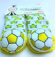 Хлопковые носочки с игрушкой на мыске для детей от 12 месяцев до 18 месяцев
