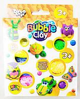 """Креативна творчість """"Bubble Clay"""" 8 кольорів укр/рос /20/ (BBC-04-01)"""