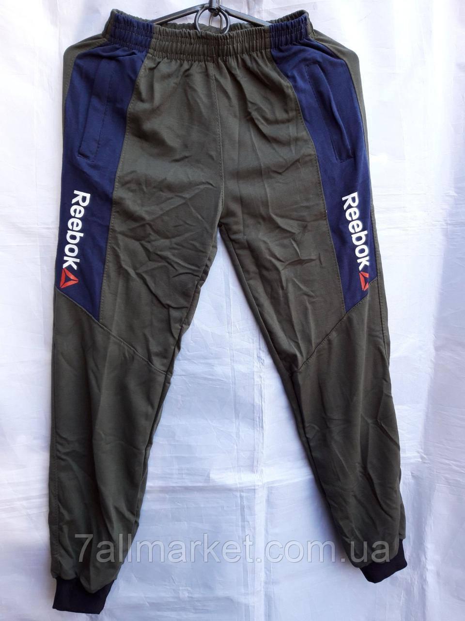 """Спортивные штаны  подросток REEBOK,(4цв.) размеры 36-44 """"WELL"""" недорого от прямого поставщика"""