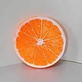 Подушка декоративная Апельсин, d40см (ПД Апельсин)