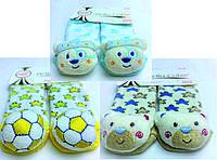 Хлопковые носочки с игрушкой на мыске для детей от 12 месяцев до 18 месяцев Ассорти 2