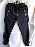 """Спортивные штаны юниор белые лампасы HANDSOME(3цв.) размеры M-3XL""""WELL"""" недорого от прямого поставщика, фото 1"""
