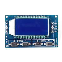 Генератор прямоугольных импульсов ШИМ 1 Гц - 150 KГц, 3.3...30 В