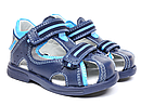 Босоножки сандалии летние на мальчика Clibee Кожа размеры 21 22 25 26 ТОП Продаж!, фото 8