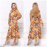 """Платье женское софт  (44;46) """"Afina"""" 2P/NR-5354"""
