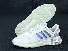Женские кроссовки Adidas ZX500 RM Commonwealth Footwear White/Clear Mint DB3510, фото 2