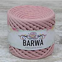 Трикотажная пряжа BARWA standart 7-9 мм, цвет Розовая пудра