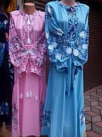 Платья женские в украинском стиле