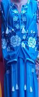 Модные женские платья в украинском стиле