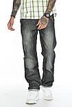 Джинсы мужские Franco Benussi FB 1245 темно-серые, фото 5