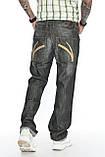 Джинсы мужские Franco Benussi FB 1245 темно-серые, фото 9