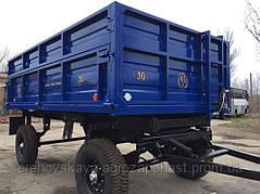Прицеп тракторный 2ПТС-4, зерновоз