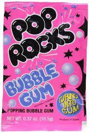 Pop Rocks Bubble Gum, фото 2