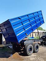 Полуприцеп тракторный 2НТС-16