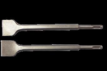 Зубило лопаточное SDS-P 14 х 250 х 20 мм с победитовой вставкой, фото 2