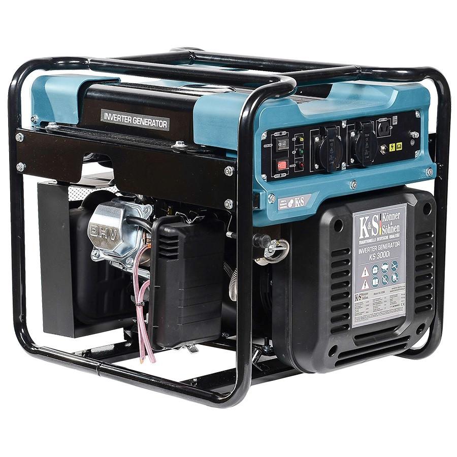 Инверторный генератор Konner & Sohnen KS 3000i