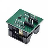 Адаптер к программатору SO8 SOP8 - DIP8 200mil, фото 3