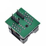 Адаптер к программатору SO8 SOP8 - DIP8 200mil, фото 4