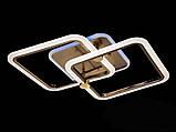 Потолочная LED-люстра с диммером и подсветкой, 55W, фото 2