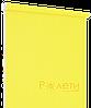Ролета тканевая Е-Mini Камила Лимонный A607, фото 3