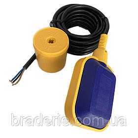 Поплавковый выключатель для насоса 1 метр с грузом