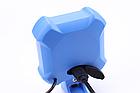 Вело-сигнал / сигнал для моноколеса / электросамоката 110 Дб + полицейский габарит / фара на COB-диодах USB, фото 6