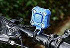 Вело-сигнал / сигнал для моноколеса / электросамоката 110 Дб + полицейский габарит / фара на COB-диодах USB, фото 8