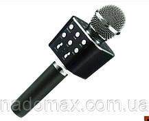 Беспроводной Bluetooth караоке микрофон WS-1688, фото 2